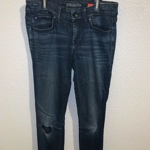 Lily Skinny Straight Level 99 Jeans